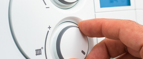 CV installatie thermostaat
